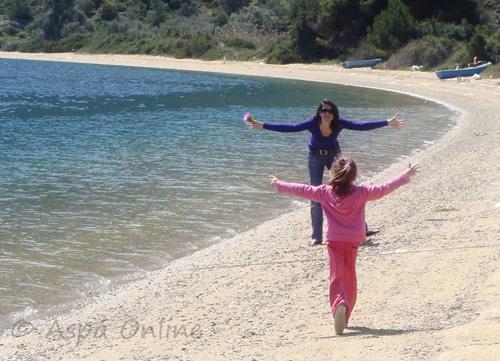 Aspaonline & daughter