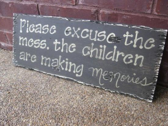 Κουζίνα φιλική για τα παιδιά