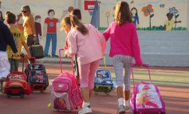 Επιλογή σχολικής τσάντας