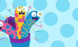 Σκουλήκια εισβάλλουν στο σπίτι και άλλες πρωταπριλιάτικες φάρσες