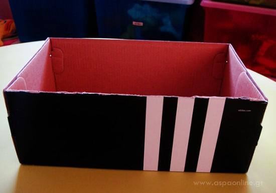 Κουτί παπουτσιών