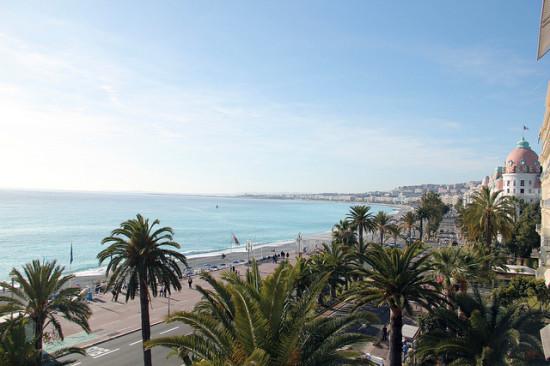 Παραλία της Νίκαιας