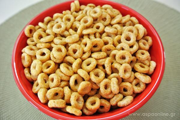 Μπωλ με Cheerios