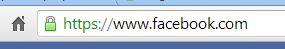 SSL σε Chrome