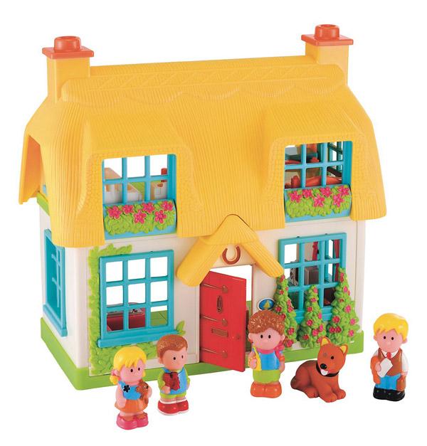 Μικρή εξοχική κατοικία