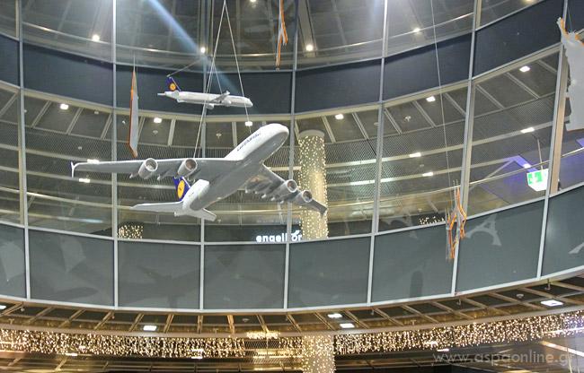 Αεροδρόμιο Φρανκφούρτης