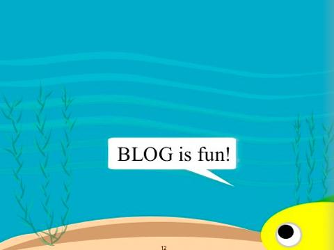 Το να έχεις blog είναι διασκεδαστικό!