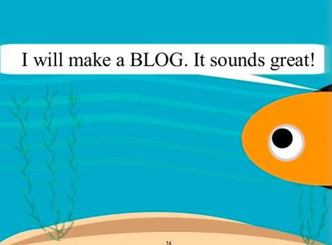 Θα κάνω blog. Ακούγεται σπουδαίο!