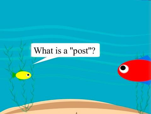 """Τι είναι """"post"""";"""