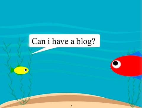 Μπορώ να έχω κι εγώ blog;