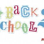 Back to Shool Επιστροφή στο σχολείο