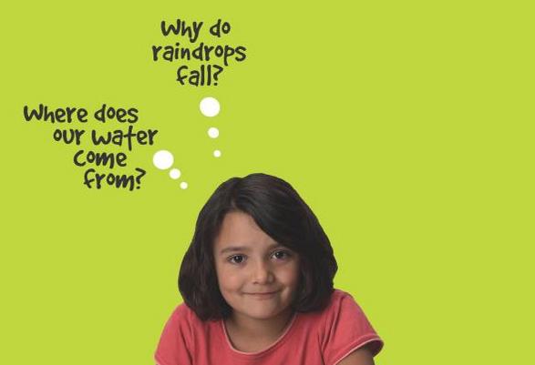 """Από το βιβλίο """"Why Do Raindrops Fall?"""""""