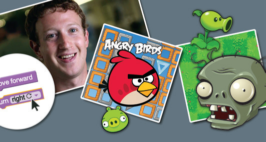 Hour of Code, Angry Birds