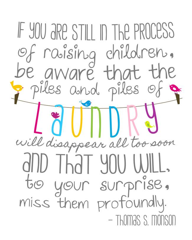 Laundry Printable