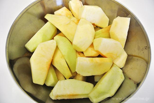 Μήλα σωτέ: Το απόλυτο φθινοπωρινό γλυκό