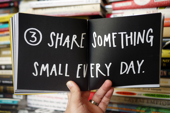 share-something-small