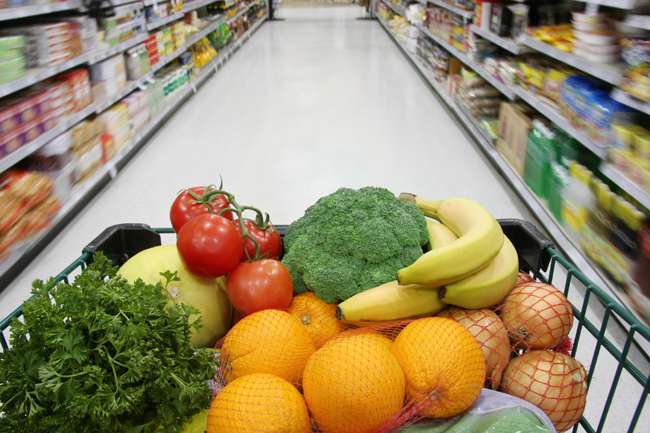 Σύγκριση τιμών στο σούπερ-μάρκετ