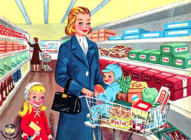 5+5 τρόποι εξοικονόμησης χρημάτων στο super-market