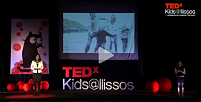 Ομιλία Aspa Online στο TEDxKids