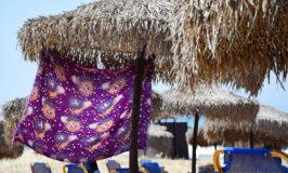 Ιδέες και κόλπα για τις διακοπές: Παρεό για σκιά