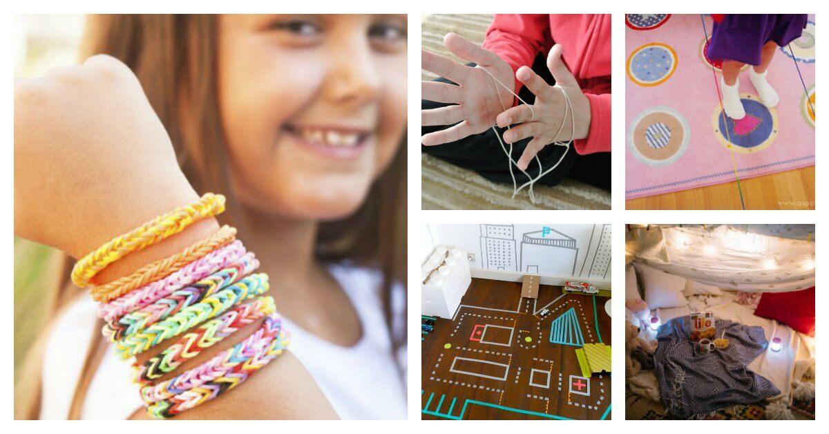 01b09368a24 50 δραστηριότητες στο σπίτι για παιδιά (για βροχερές μέρες και όχι μόνο) -  Aspa Online