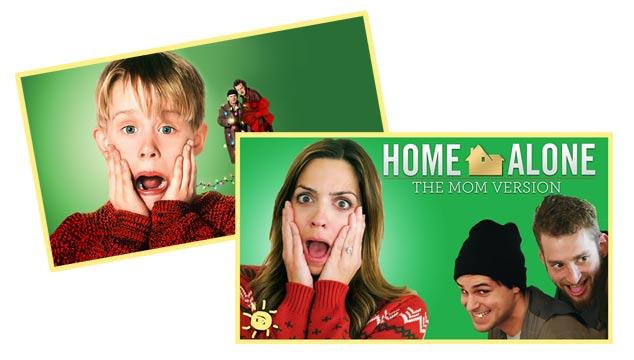 Home Alone για μαμάδες