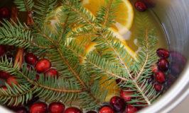Κάντε το σπίτι να μυρίσει Χριστούγεννα