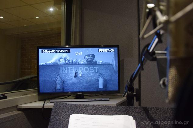Ξενοδοχείο για Τέρατα 3 και η συμμετοχή μου στη μεταγλώττιση της ταινίας