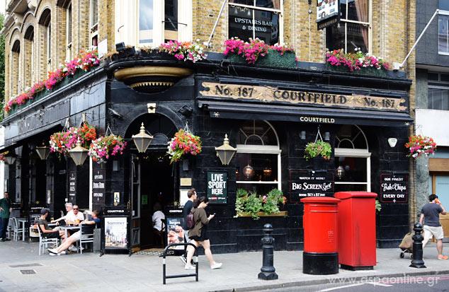 Δραστηριότητες γνωριμιών στο Λονδίνο