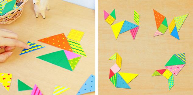 2 - Παίξε με τα σχήματα