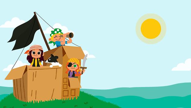 Πώς να διοργανώσετε ένα επιτυχημένο κυνήγι θησαυρού για παιδιά