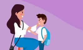 10 ενθαρρυντικά ρητά για μαμάδες για τη νέα σχολική χρονιά